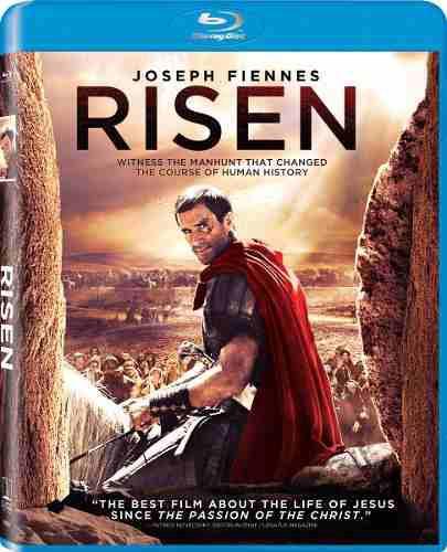 Blu Ray La Resurección De Cristo - Stock - Nuevo - Sellado