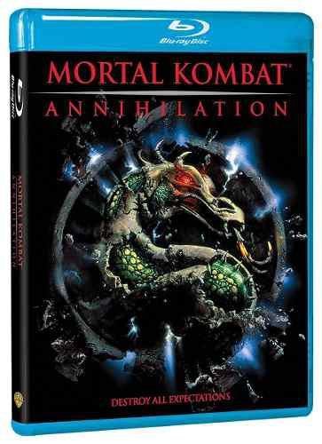 Blu Ray Mortal Kombat 2: Annihilation - Stock - Nuevo