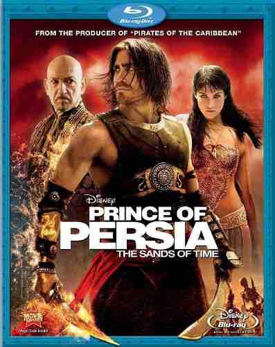 Blu Ray Principe De Persia: Las Arenas Del Tiempo - Stock