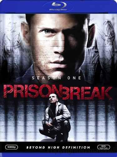 Blu Ray Prison Break: 1ra. Temporada - Stock - Nuevo