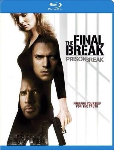 Blu Ray Prison Break: The Final Break - Stock - Nuevo