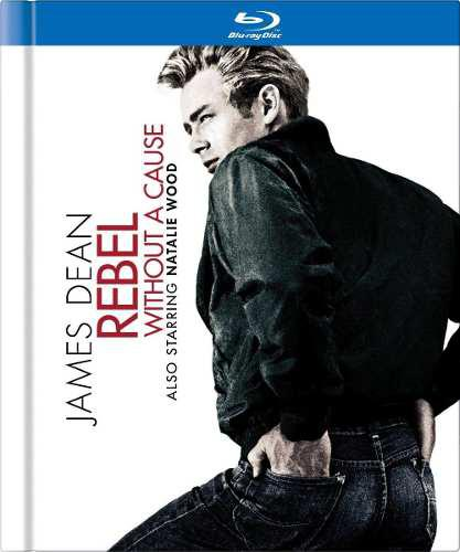 Blu Ray Rebelde Sin Causa - Stock - Nuevo - Sellado