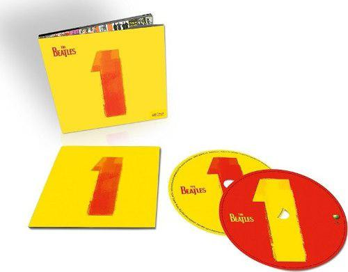 Blu Ray The Beatles 1 - Stock - Nuevo - Sellado