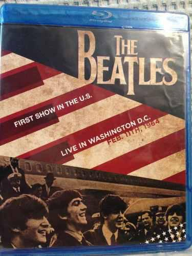Blu Ray The Beatles Live In Washington D.c. - Stock -
