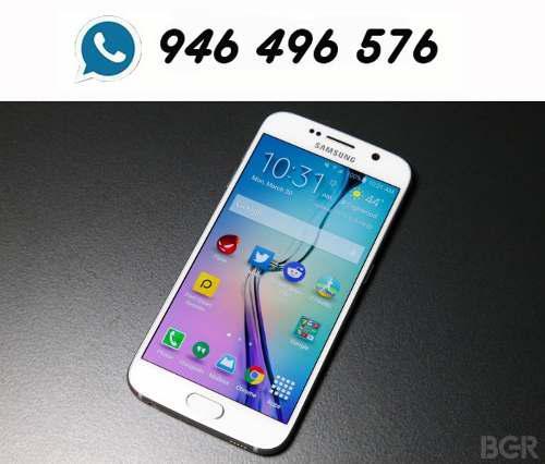 Cambio O Efectivo Samsung Galaxy S6. Libre De Fabrica. 32gb