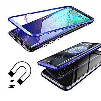 Funda Case Protector Imantados Transparentes S8 -s9 Plus
