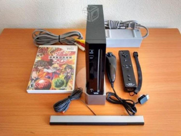 Nintendo Wii en Perfecto Estado Nuevo