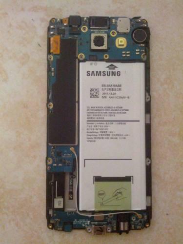 Placa Samsung A5 2016 Libre De Fabrica