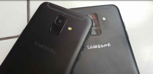 Samsung Galaxy A6 Plus De 32 Gb Color.dorado Nuevo Y Sellado