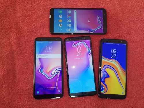 Samsung Galaxy J6 Plus 32gb Buen Estado Libre 4g