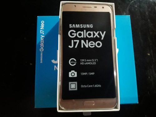 Samsung Galaxy J7 Neo De 16 Gb Nuevo Y Sellado