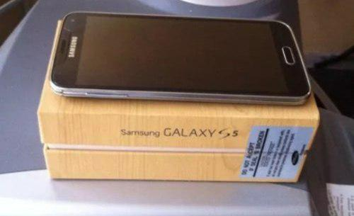 Samsung Galaxy S5 Original Claro.