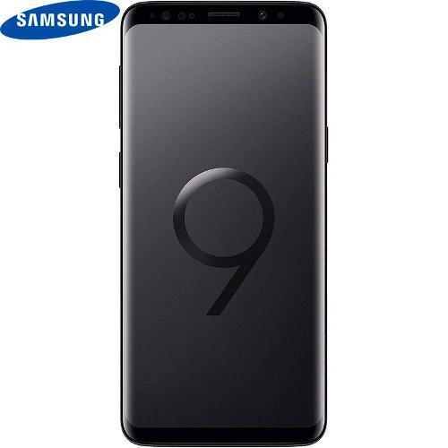 Samsung Galaxy S9 64gb Ram 4gb Libre De Fabrica Tienda Negro