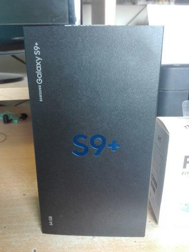Samsung S9 Plus De 64 Gb Negro Nuevo