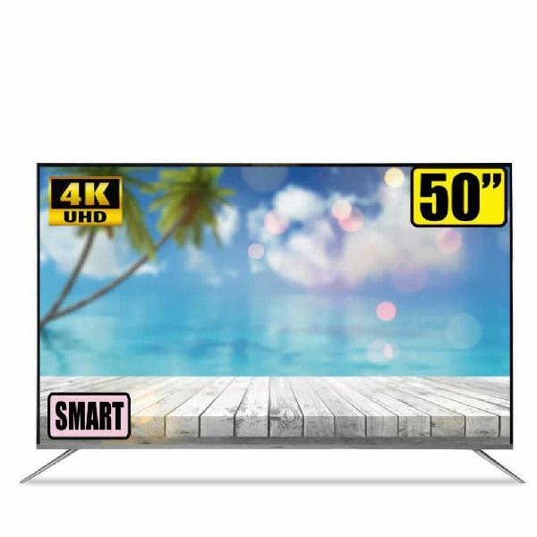 Televisor Led 50 Uhd Continental