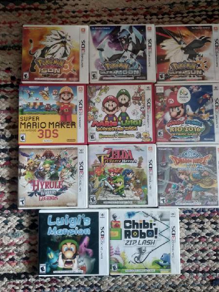Juegos Nintendo 3ds Y 2ds New
