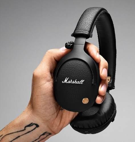 Audifonos Marshall Monitor Bluetooth Wireless + Reemplazos