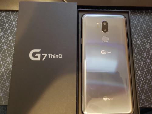 Brand New Original Lg G7 Thinq 128gb Factory Unlocked