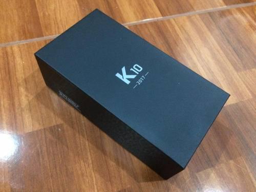 Caja - Estuche Celular Lg K10 2017