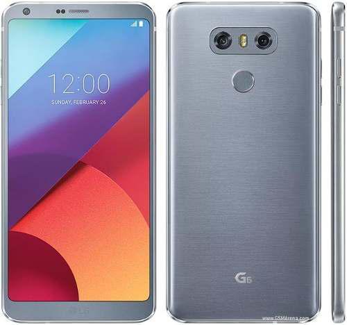 Celular Lg G6 Modelo H870 Ram 4gb Rom 32gb Imei Original