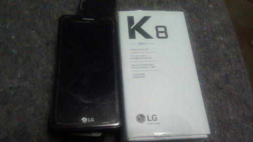 Celular Lg K8 2017