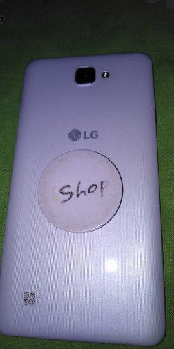 Celular Marca Lg Modelo K240 Color Blanco Imei Original
