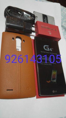 Lg G4 H815 Nuevo En Caja