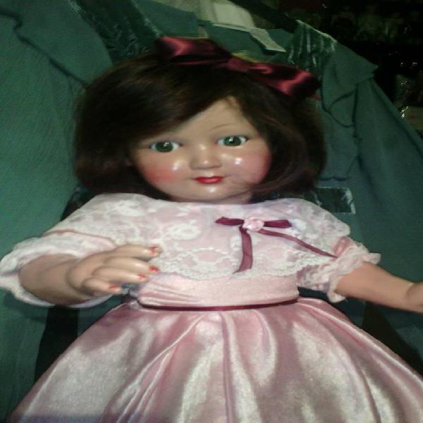 muñeca no de porcelana antiguo tortuga