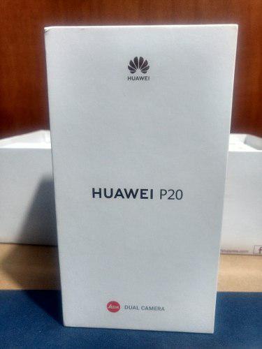 Huawei P20 Leica 128 Gb 10/10 Como Nuevo