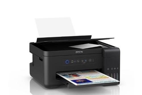 Impresora Todo-en-uno Epson Ecotank L Wifi A4 Ciss Fabri