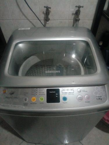 Lavadora Samsung Diamond Drum 9 Kg Semiusada Precio Oferta