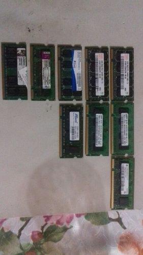 Memorias Ram Ddr2/ddr3 Para Laptop Oferta