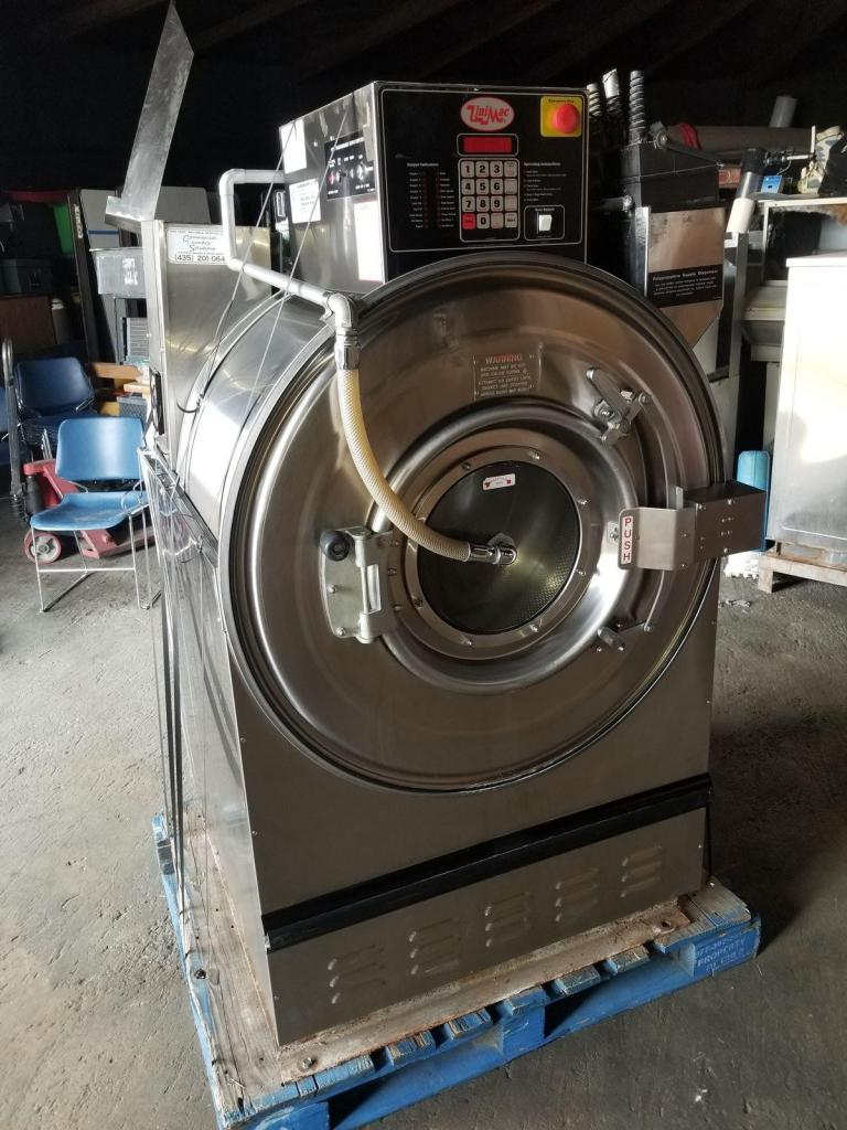 Lavadora extractora y Secadoras industriales Importación