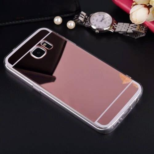 Case Carcasa Espejo Elegante Para Samsung J5,j7,s6,edg