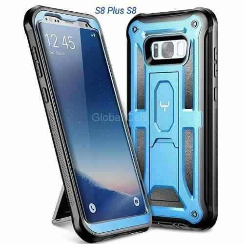 Case Carcasa Galaxy S8 Plus S8 C/ Parante Vertical Horizont.
