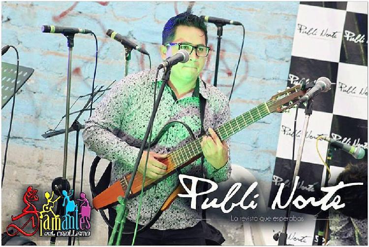 Clases De Guitarra 50 Soles A Domicilio BASICO INTERMEDIO Y