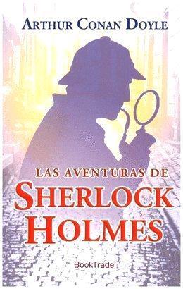 Las Aventuras De Sherlock Holmes, ARTHUR CONAN DOYLE, Book