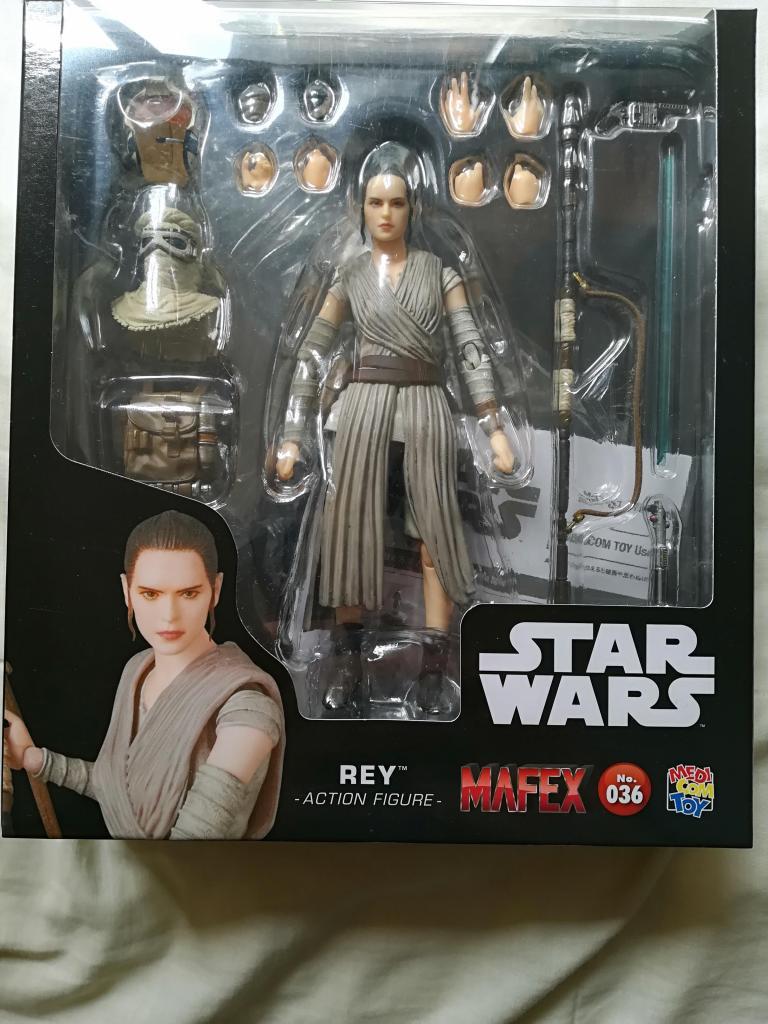 """Star Wars The Force despierta Chewbacca 3.75/"""" Figura De Acción Suelta Wookie!"""