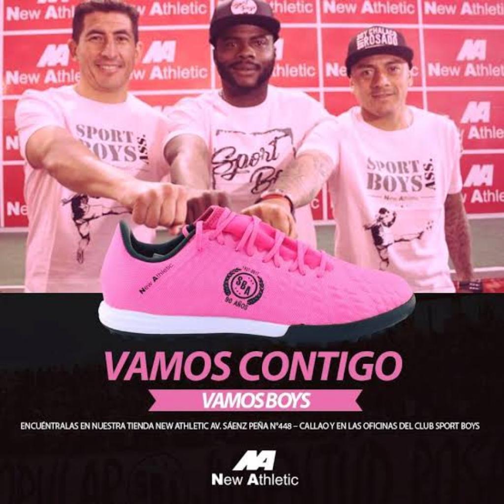 Zapatillas de Fútbol Sport Boys, N. a