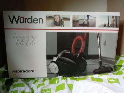 Aspiradora De Arrastre Wurden 1600 Watts