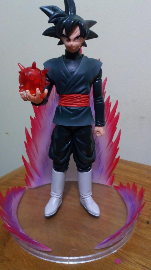 Goku Black Nuevo con Base y KI