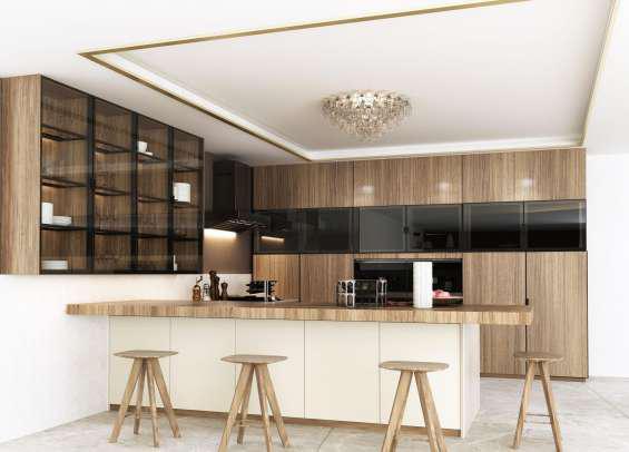 Muebles en melamina, mdf, muebles de cocina, sala, estantes,