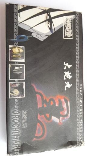 Naruto: Aretes De Orochimaru Para Cosplay