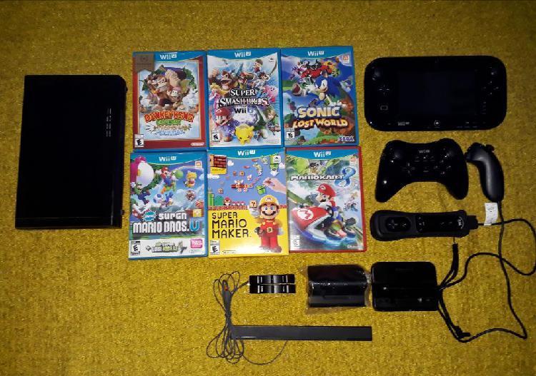Nintendo Wii U Deluxe Set Mario 3d World