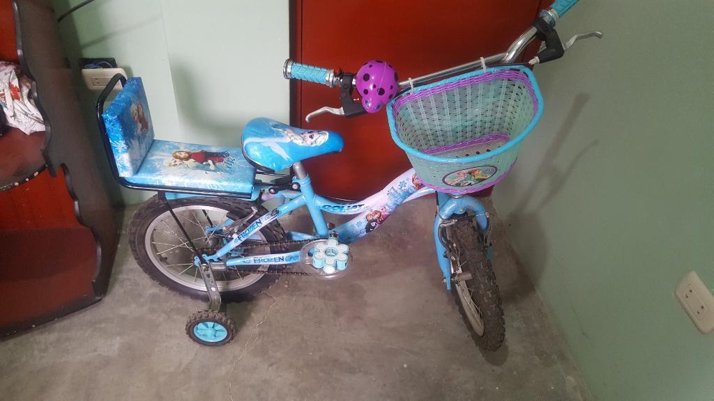 Bicicleta para Niña Aro 14