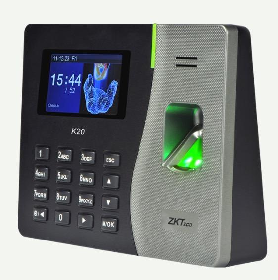 Control de Acceso Y Asistencia Ip