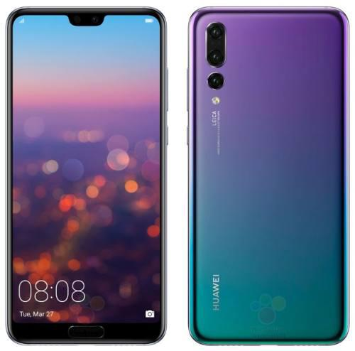 Huawei P20 Pro / 6gb + 128gb / 40+20+8mp / Twilight Nuevo!