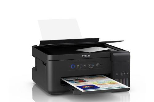 Impresora Todo-en-uno Epson Ecotank L4150 Wifi A4 Ciss Fabri