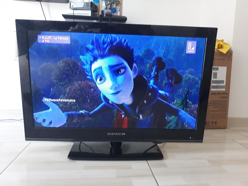 Tv Led 32' Daewood Usado