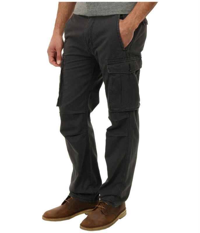 Pantalon Cargo Levis  Original Nuevo Gris Large